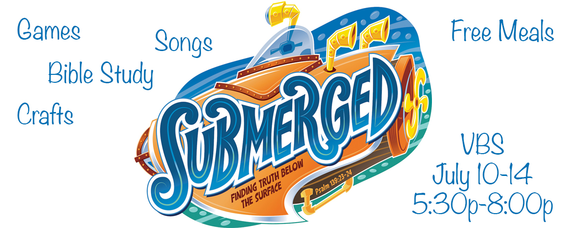 Register Now for VBS