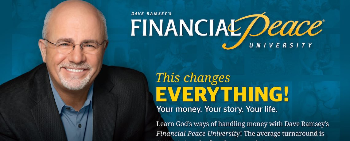 Enroll for Financial Peace University